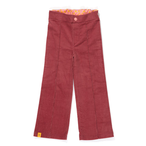 AlbaBabY Hecco Box Pants - Wild Ginger