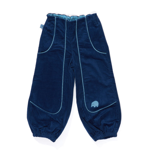 AlbaBabY Hobo Baggy Pants - Estate Blue