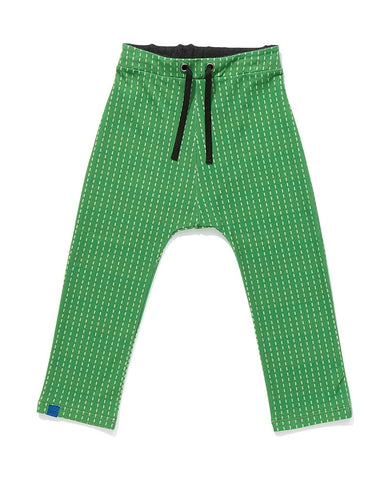 AlbaBaby Pants Finn Green Striped