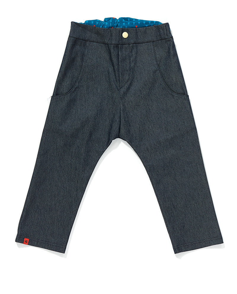 AlbaBaby Pants Fune Denim