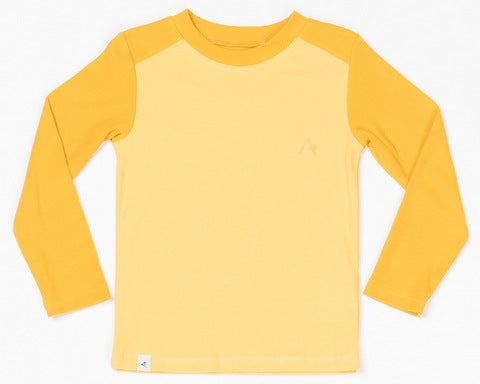 AlbaBabY - Havin Blouse Mimosa Yellow