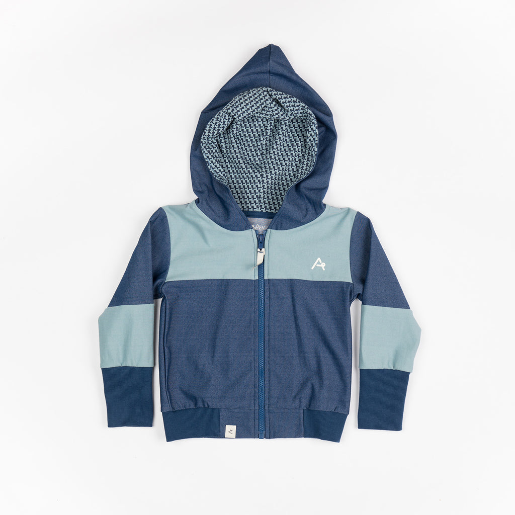 AlbaBabY - Asian Zipper Hood