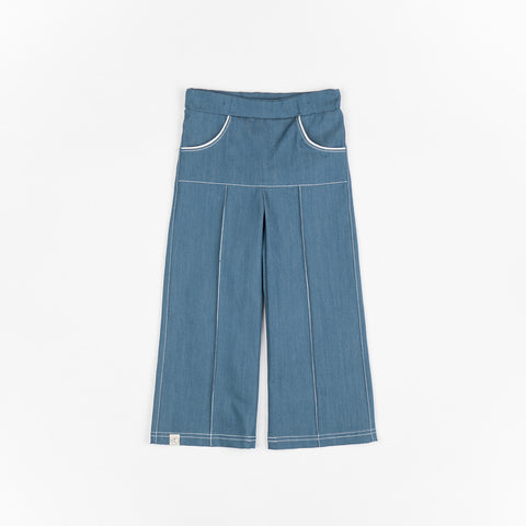 AlbaBabY - Snorre Box Pants Real Teal