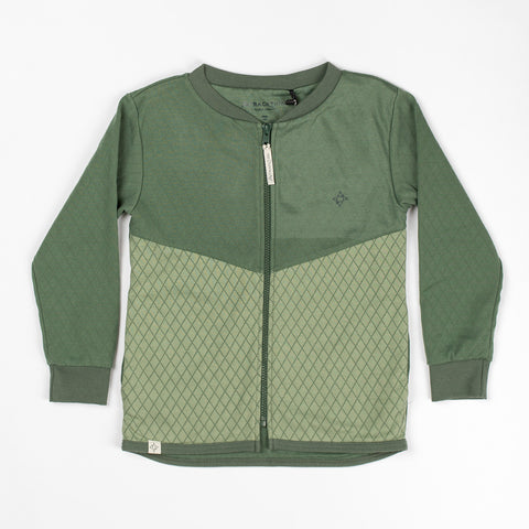 Atracktion Jacket Hector Hedge Green Harlequin