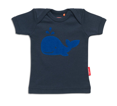 Tapete T-Shirt BABY Wally The Whale