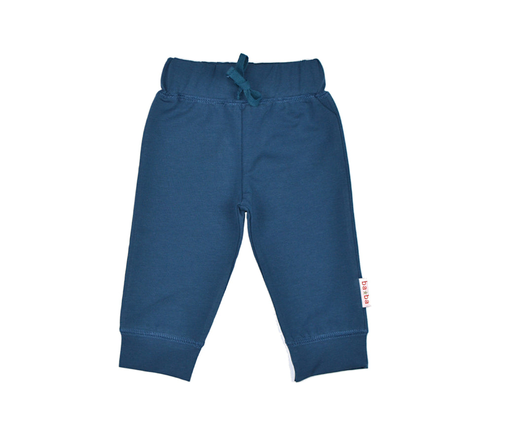 Baba Babywear - BABY Pants Dark Blue
