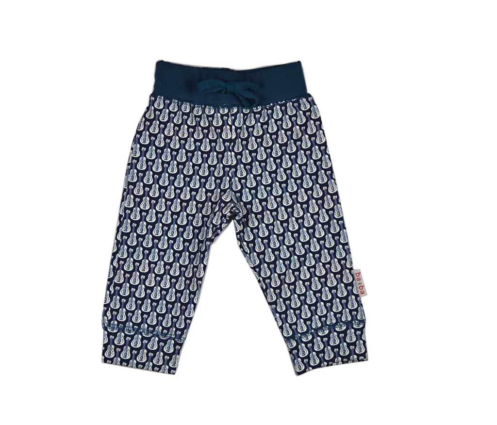 Baba Babywear - BABY Pants Dark Blue Gitars