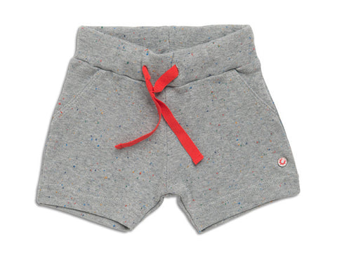 Tapete Short Pants Fancy Melange Grey