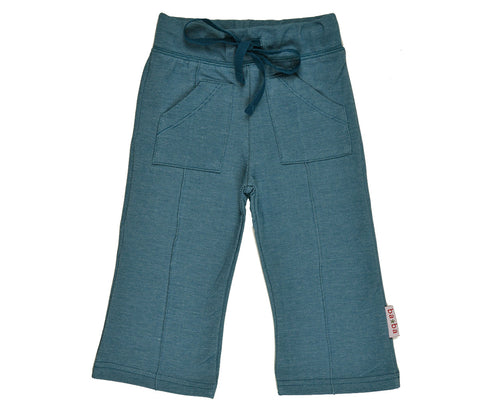 Baba Babywear - Pocketpants Midnight Blue