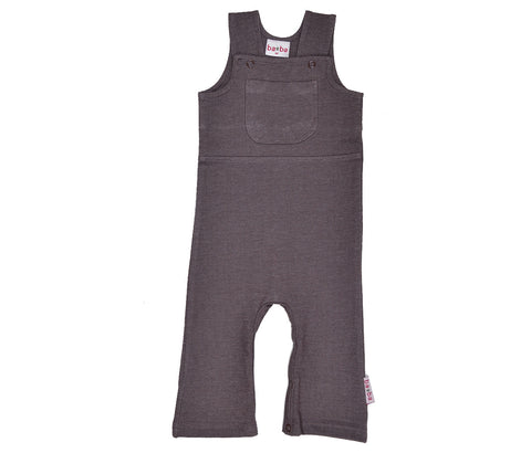 Baba Babywear - Workers Denim Choco