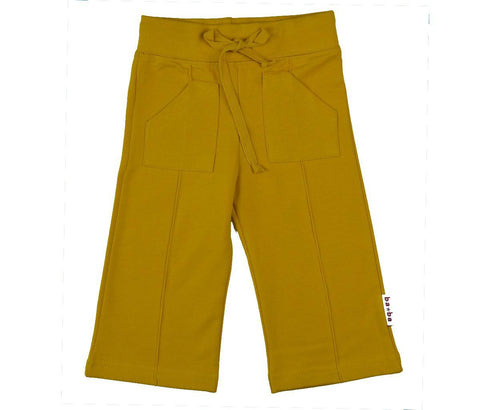 Baba Babywear - Pocketpants Yellow
