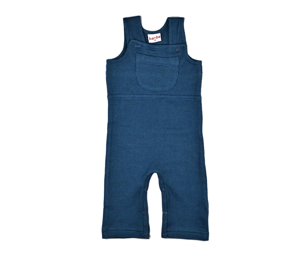 Baba Babywear - Workers Double Knitted Stripes