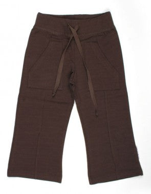 Baba Babywear Pocketpants Dark Brown