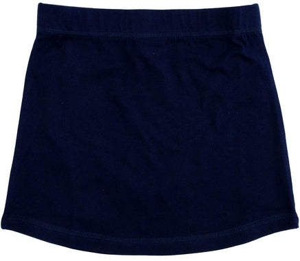 More Than A Fling Skirt Basic Navy - Donkerblauw Rokje
