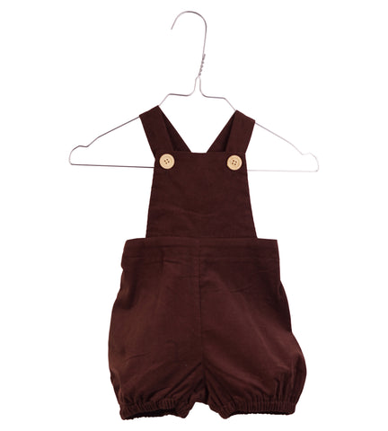 Krutter - Brown Jens shorts overall
