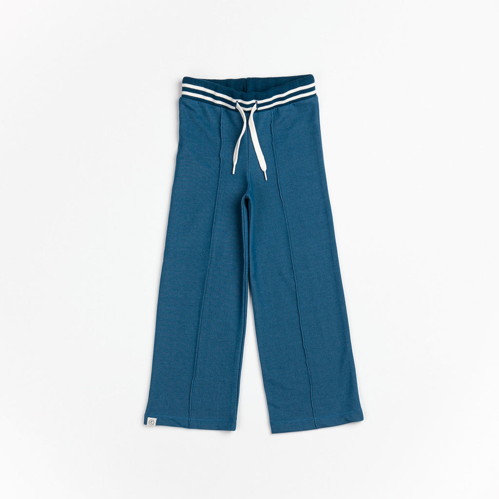 Alba of Denmark - Box Pants Poseidon