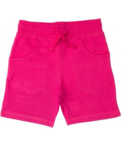 Maxomorra Pockets Pants Shorts Pink