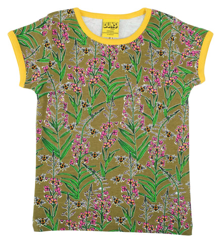 Duns Sweden - T-shirt Willowherb Olive