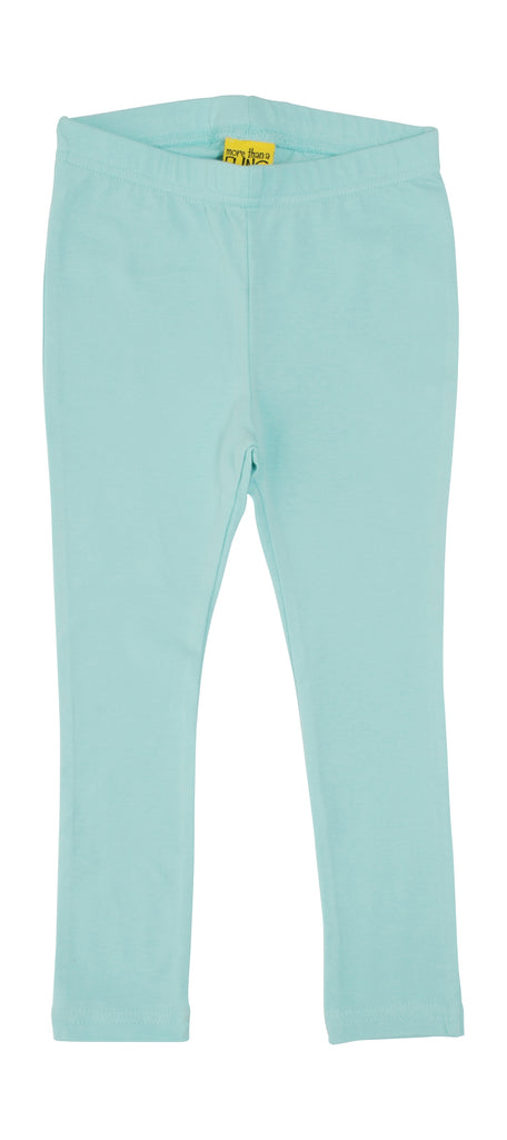More Than A Fling Legging Eggshell Blue - Eischil Blauwe Legging