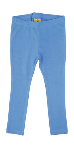 More Than A Fling Legging Corn Flower Blue - KorenBloem Blauwe Legging
