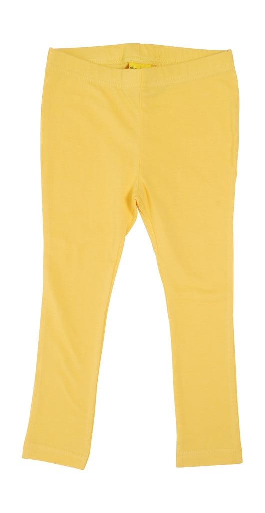 More Than A Fling Legging Banana Cream Yellow - Zacht Gele Legging