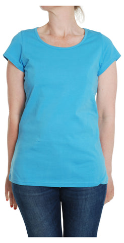 More Than A Fling ADULT - T-Shirt Medium Blue