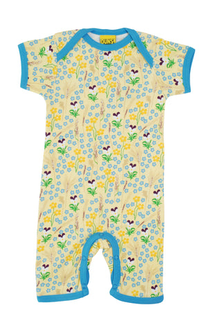 Duns Sweden - Summersuit Meadow Yellow - Zomerpakje Bloemenweide Geel