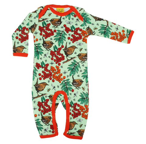 Duns Sweden - Jumpsuit Rowanberry Green