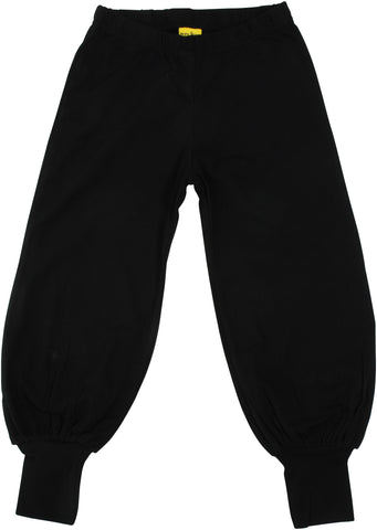 More Than A Fling Baggy Pants Black - Baggy Broek Zwart