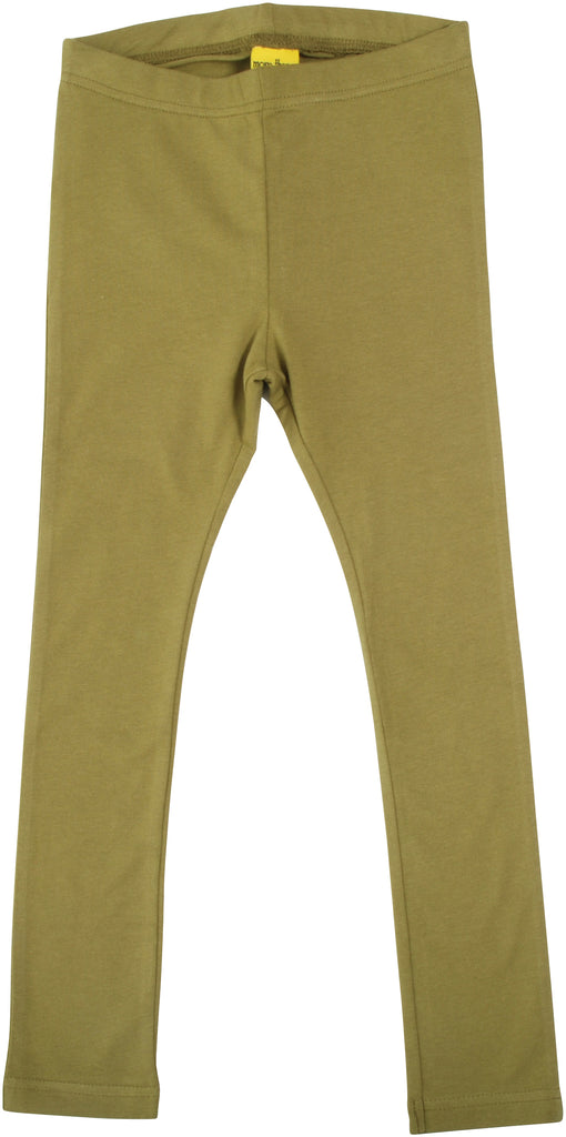More Than A Fling Leggings Sage Green - Salie Groen