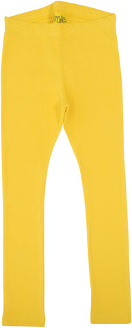 More Than A Fling Leggings Warm Yellow