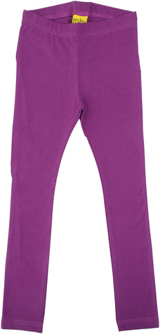 More Than A Fling Leggings Bright Violet