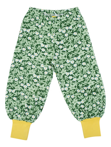 Duns Sweden Adult - Baggy Pants Wood Anemone Green - Lange Pof Broek Bosanemoon Groen