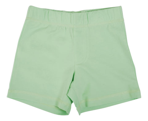 More Than A Fling Shorts Nile Green