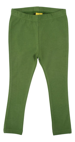 More Than A Fling Leggings - Dill Green