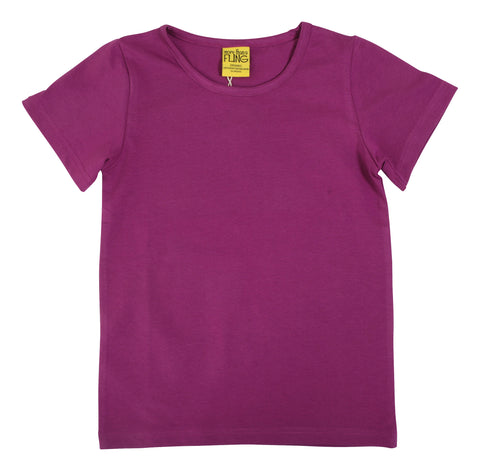 More Than A Fling T Shirt Hyacinth Violet