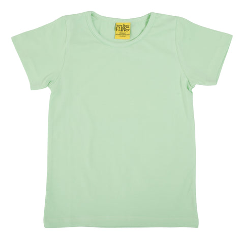 More Than A Fling T Shirt Nile Green