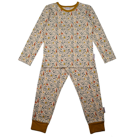 Baba Babywear - Pyjama Rabbit & Squirrel