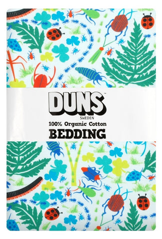 Duns Sweden Bedding 1 person Bugs Insecten
