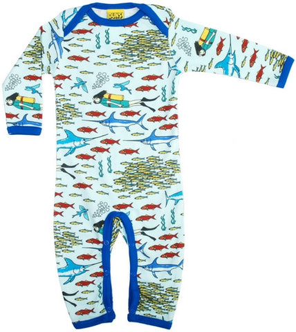 Duns Sweden Jumpsuit Divers World