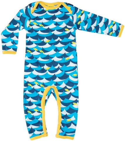 Duns Sweden Jumpsuit Jumping Fish
