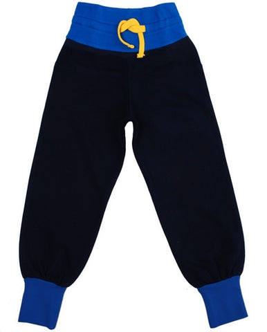 Duns Sweden Pants Navy Blue
