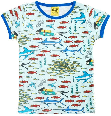 Duns Sweden T-Shirt Jumping Divers World