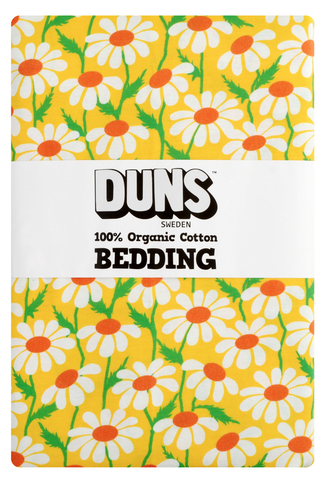 Duns Sweden Bedding 1 persoon Gele Margrietjes