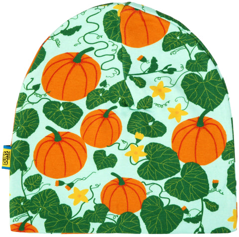 Duns Sweden - Beanie Double Layer Hat Pumpkin Jade
