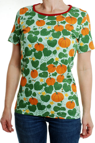 Duns Sweden - LADIES T-SHIRT Pumpkin Jade DAMES