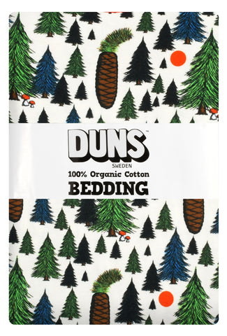 Duns Sweden Bedding 1 pers. Pine Forest