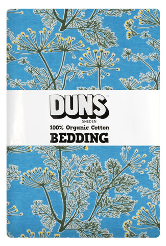 Duns Sweden - Bedding Adult-size Dill Blue (150x200)