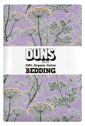 Duns Sweden - Bedding NZ-size Dill Violet (220x140 cm) Dille Lila