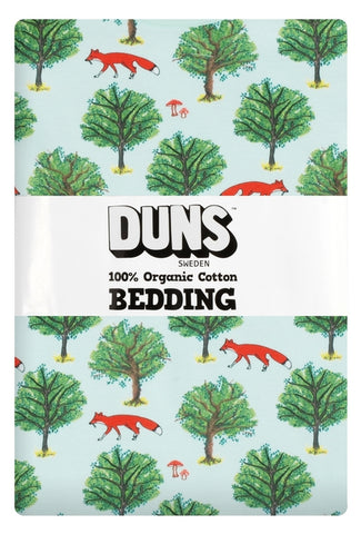 Duns Sweden - Bedding 1 pers. Fox & Tree Jade